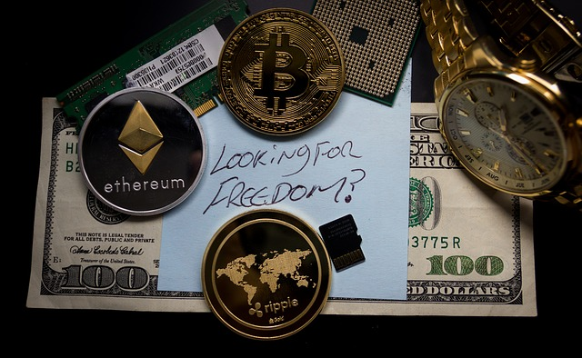 Cryptocurrencies: the Fed denounces an unfortunate fad Logo