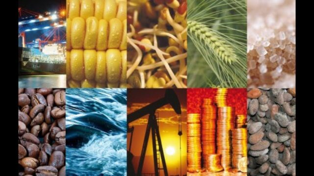 Commodities: The super-cycle is still in progress, according to Goldman Sachs Logo