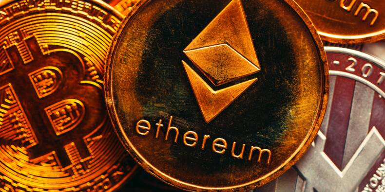 Ethereum to Score Points Against Bitcoin: Stock Market Tip of the Day Logo