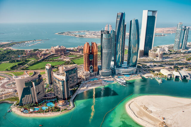 United Arab Emirates: an undying attractiveness, global corporate tax or not? Logo