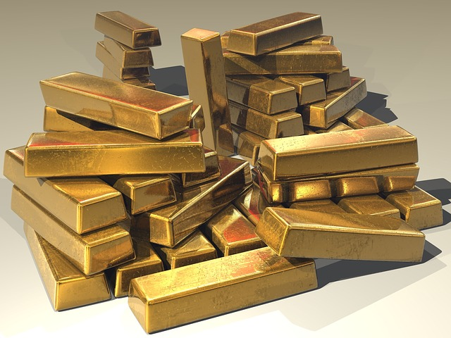 Gold bears the brunt of the Fed's change of tone (-4.7%) Logo