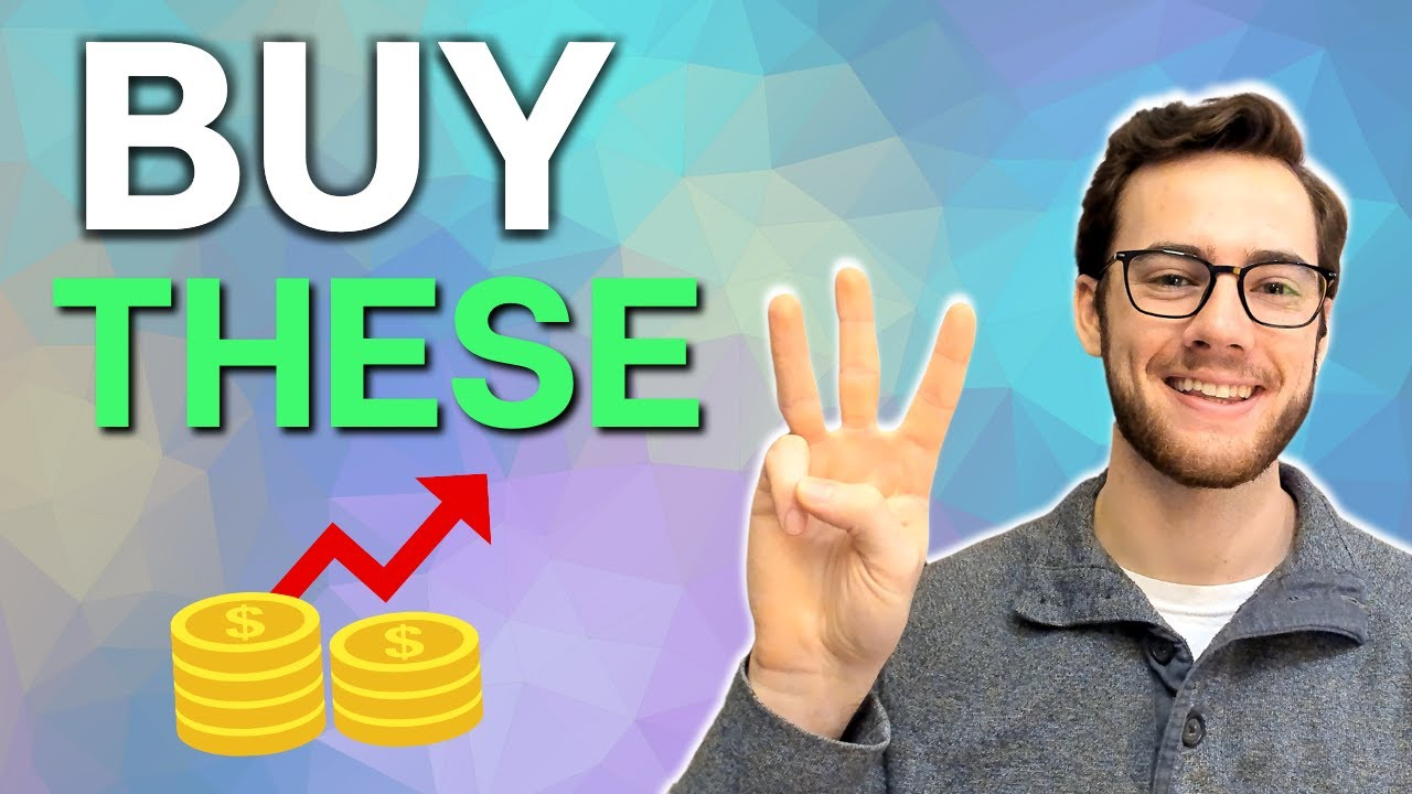 BEST Canadian Dividend Stocks to BUY NOW   June 2021   High Growth Dividend Stocks Logo