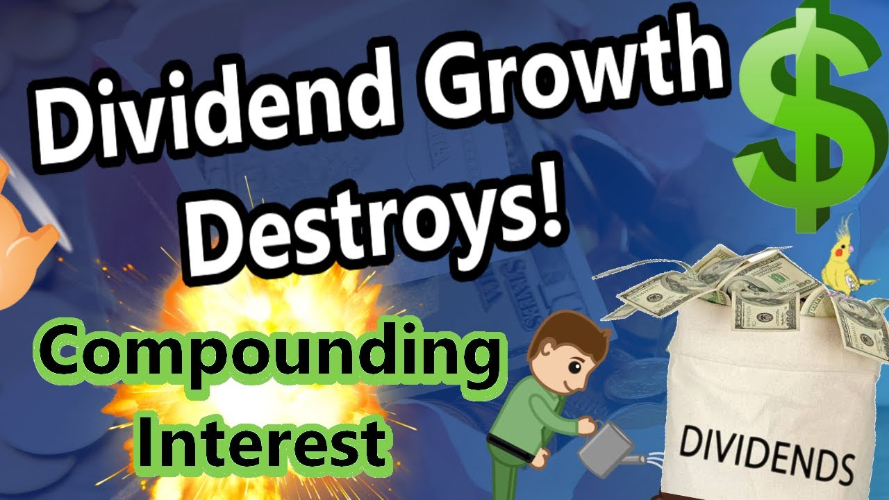 Compounding Dividend Growth Investing VS Compounding Interest (Why It Matters for YOUR Retirement) Logo