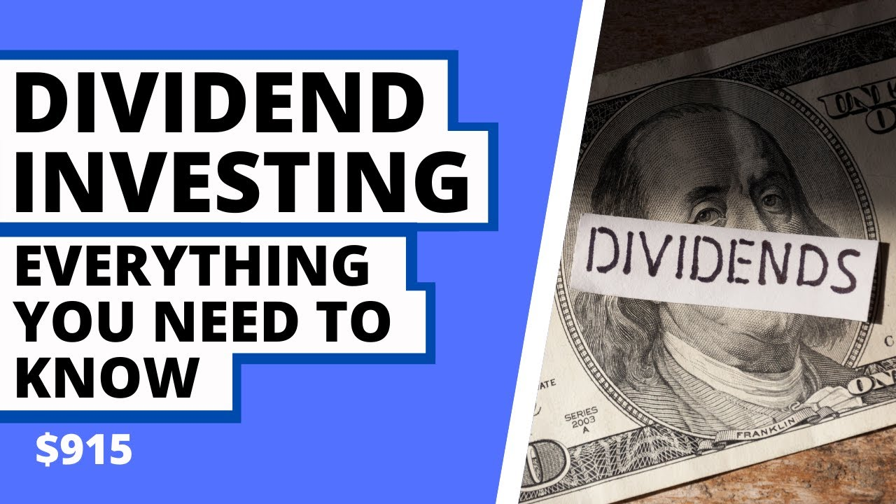 Dividend Investing: Everything You Need to Know (Ep. 13) Logo