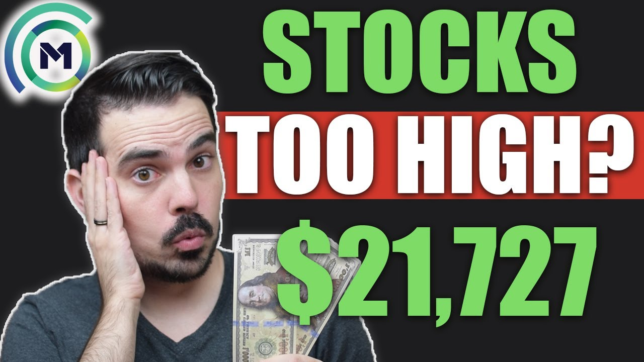 Dividend Investing with Stocks at All-Time Highs – Stock Market For Beginners 2020 Logo