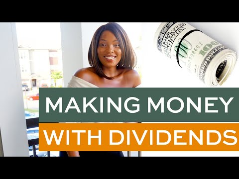 Earning Passive Income Through Dividend Investing Logo