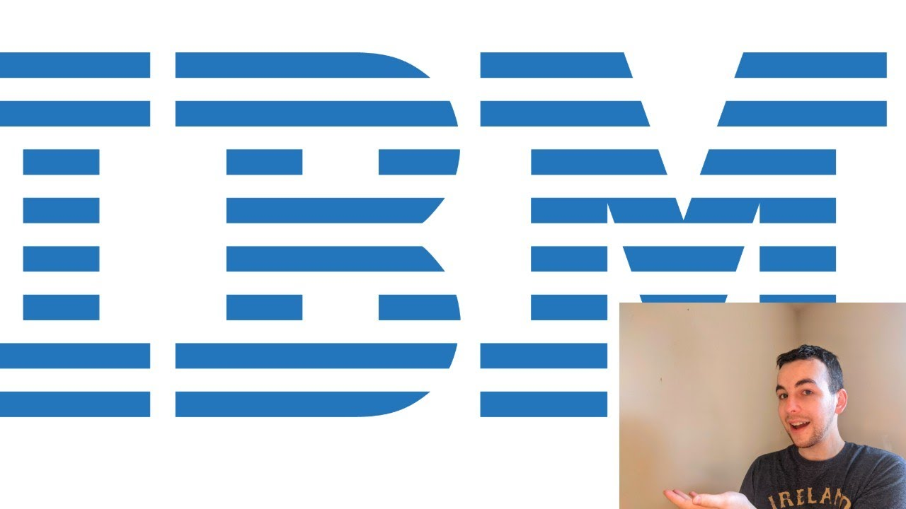 IBM is splitting in two! Which path do I choose? Dividend investing update #79   Rogers Finance Logo