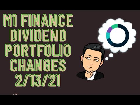M1 Finance Dividend Portfolio I My Dividend Investing Strategy For Earning Passive Income (2/13/21) Logo