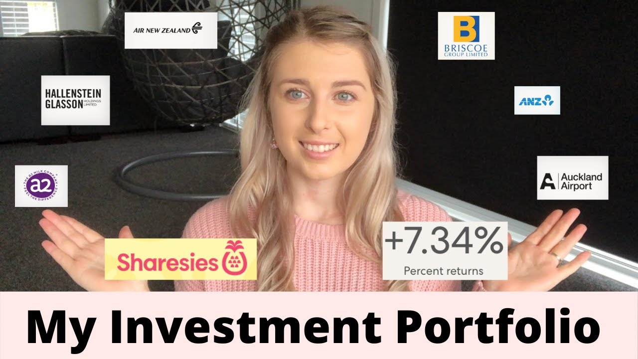 REVEALING MY INVESTMENT PORTFOLIO   DIVIDEND INVESTOR 2020   INVESTING IN YOUR 20'S Logo