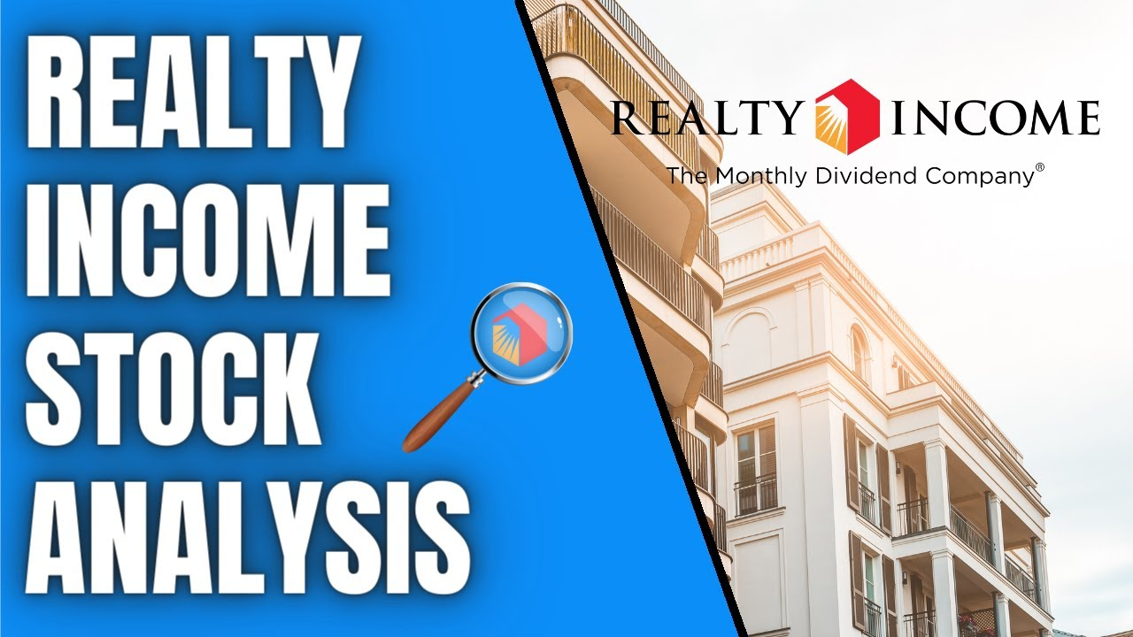 Realty Income Dividend Stock Review   The Monthly Dividend Company Logo