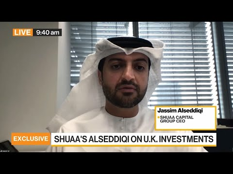 SHUAA Capital's Alseddiqi on Dividend, U.K. Investments, Real Estate, and Middle East Tech Growth Logo