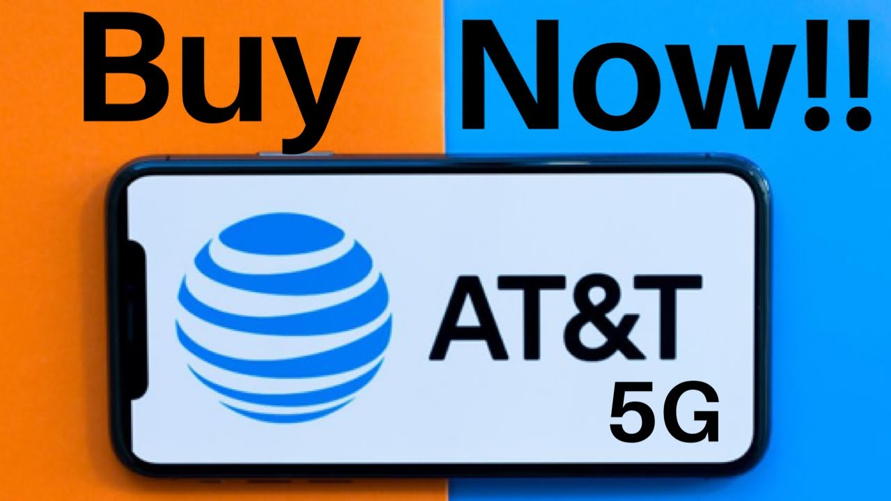 Should You Buy AT&T Stock? AT&T Analysts/Dividend Investing Logo