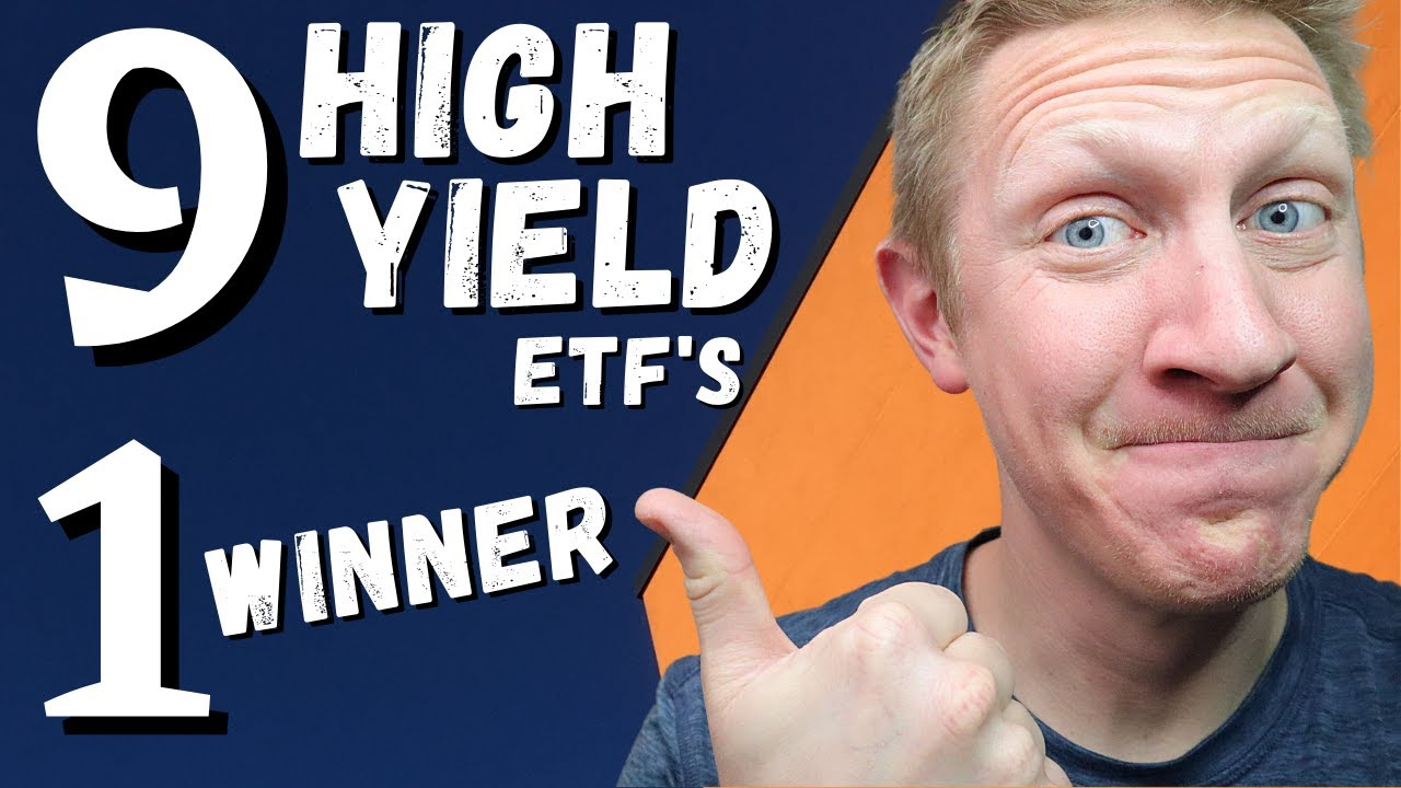 THE BEST HIGH-YIELD DIVIDEND ETF (2021) Buy-Write & Covered Call ETF's Logo