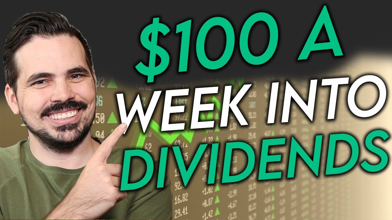 What Dividend Investing $100 a Week Earns You After 20 Years Logo